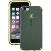 Speck iPhone 6/6s Mightyshell Case (dusty Green/antifreeze Yellow/charcoal Gray)