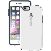Speck iPhone 6 Plus/6s Plus Candyshell Case (white/charcoal Gray)