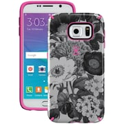 Speck Samsung Galaxy S 6 Candyshell Inked Case (gray/pink)