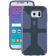 Speck Samsung Galaxy S 6 Candyshell Grip Case (gray/purple)