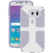 Speck Samsung Galaxy S 6 Candyshell Grip Case (white/purple)