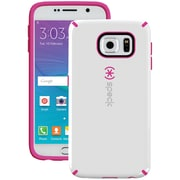 Speck Samsung Galaxy S 6 Candyshell Case (white/pink)