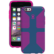 Speck iPhone 6/6s Candyshell Grip Case (lipstick Pink/jay Blue)