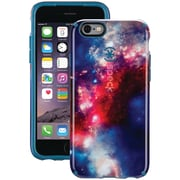 Speck iPhone 6/6s Candyshell Inked Case (supernova Red Pattern/tahoe Blue)