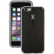 Speck iPhone 6/6s Mightyshell Case (black/gravel Gray/slate Gray)