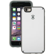 Speck iPhone 6/6s Mightyshell Case (white/charcoal Gray/slate Gray)