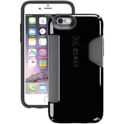 Speck iPhone 6/6s Candyshell Card Case (black/slate Gray)