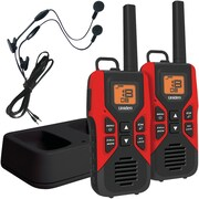 Uniden 30-mile 2-way FRS/GMRS Radios With Headsets