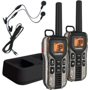Uniden 40-mile 2-way FRS/GMRS Radios With Headsets (realtree Camo; NiMH Batteries)