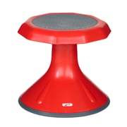 "ECR4Kids 12"" ACE Stool - Red (ELR-15612-RD)"