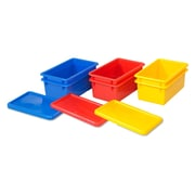 ECR4Kids Stack & Store Tub with Lid (ELR-20508-AS)