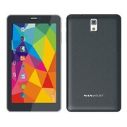 "Maxwest NITRO PHABLET 71 7"" Tablet 8GB Android 4.4 KitKat Gray"