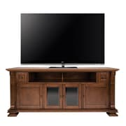 Bell'O 67 Inch TV Stand for TVs up to 75 Inch, Mocha  (PR36)