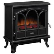 Duraflame Pendleton Electric Stove Heater, Black (DFS-750-1)