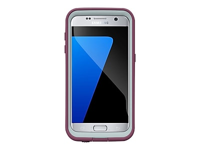 LifeProof FRE Series Carrying Case for Samsung Galaxy S7, Crushed Purple (77-53383)