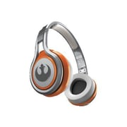SMS Audio SMS-ONWD-SW-REBEL Star Wars™ First Edition STREET by 50 On-Ear Headphone, Black/White