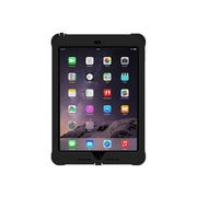 Trident® KN-APIPA2-BKAMB Kraken A.M.S. Polycarbonate Antimicrobial Protective Case for Apple iPad Air 2, Black