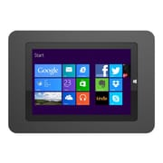 Compulocks® 518ROKB Rokku Aluminum Security Enclosure Wall Mount for Microsoft Surface 3, Black