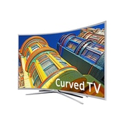 "Samsung Class K6250 6-Series UN40KU6300FXZA 49"" Curved Full HD LED TV"