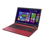"Acer™ Aspire NX.GCGAA.001 15.6"" Laptop, LCD, Intel i3-5005U, 500GB HDD, 4GB RAM, WIN 10, Red"