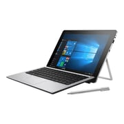 "HP® Elite x2 1012 G1 W0S49UT#ABA 12"" Tablet with Travel Keyboard, 8GB, Windows 10 Pro, Black/Silver"
