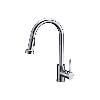 KRUGER GKF856 Kora Pullout Dual Spray Kitchen Faucet