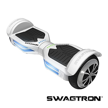 Swagtron™ T3 Hands-Free Smart Board, White, (89717-5)