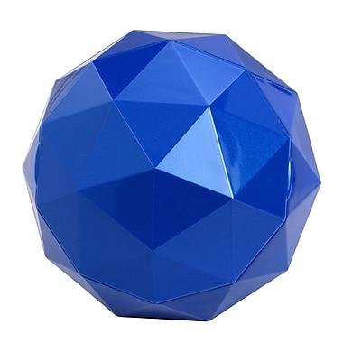 Digital Treasures – Haut-parleur Bluetooth Lyrix PowerBall, bleu, (08940-PG)