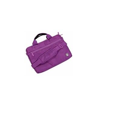 Digital Treasures – Étui de transport de choix pour Chromebook SlipIt! de 11,6 po, violet, (09138-PG)