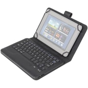 Digital Treasures Props Universal Bluetooth Keyboard Case, Black, (09241-PG)
