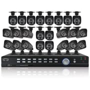 Night Owl 32 Channel Video Security System with 24 x 700 TVL Bullet Cameras, Digital Video Recorder, Camera, (B-F93224-700-2TB)
