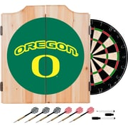 University of Oregon Wood Dart Cabinet Set (ORG7000-DUCK)