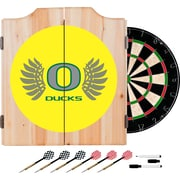 University of Oregon Wood Dart Cabinet Set - Wings (ORG7000-WINGS)