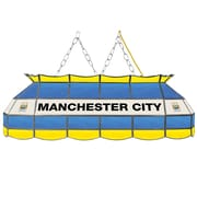Premier League Manchester City Handmade Tiffany Style Lamp - 40 Inch (EPL4000-MC)