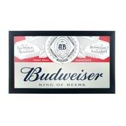 Budweiser Framed Logo Mirror - Label Design (AB1500-LBL)