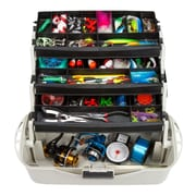 Wakeman Fishing 3 Tray Tackle Box Organizer - 18 inch (75-MJ3047)