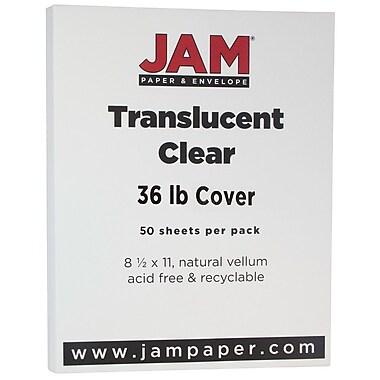JAM Paper® 36 lb. 8 1/2