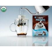 FUERTE®,Pronto®,Americano™, Organic Arabica Coffee, Single Serve Pour Over, House Blend