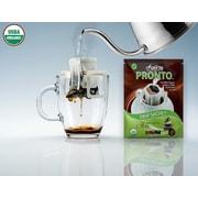 FUERTE®,Pronto®,Aria™, Organic Arabica Coffee, Single Serve Pour Over, Mocha Java