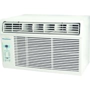 "Keystone KSTAW06C 6,000 BTU 115V Window-Mounted Air Conditioner with ""Follow Me"" LCD Remote Control"