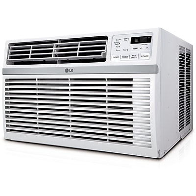 LG LW1016ER 10,000 BTU 115V Window-mounted Air Conditioner with Remote Control 18030357