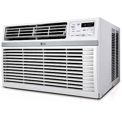 LG LW2516ER 24,500 BTU 230V Window-Mounted Air Conditioner with Remote Control 2302719