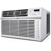 LG LW2516ER 24,500 BTU 230V Window-Mounted Air Conditioner with Remote Control