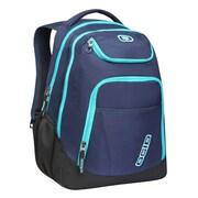 OGIO® Tribune Laptop Backpack, Blue Bora (111078.776)
