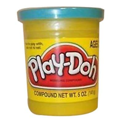 Hasbro Plastic Play Doh Single Can Set 23842