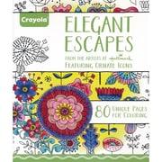 """Crayola® """"Elegant Escapes"""" Coloring Book"""
