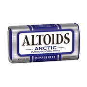 Wrigley Altoids Arctic Curiously Cool Mint, 3 Mint, Peppermint, 8/Pack (WRIG21774)