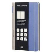 """moleskine® Large Hard Notebook, Professional, 5.1"""" x 8.2"""", Lavender Violet (891331)"""