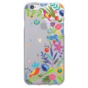 Centon OTM Floral Prints Case for iPhone 6/6S, Clear/Springtime (IP6V1CLR-FLR01)