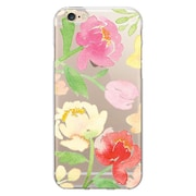 Centon OTM Classic Prints Case for iPhone 5/5S, Clear/Peonies Gone Bright (IP5V1CLR-ART13)